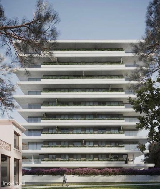 T2 em construção Matosinhos Sul c/ 126 m2...