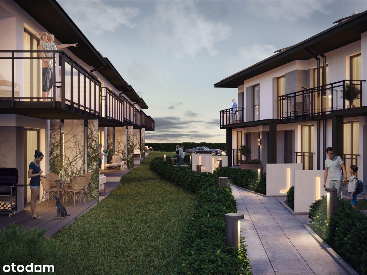 Mieszkanie w inwestycji Wschodnia 15   L1