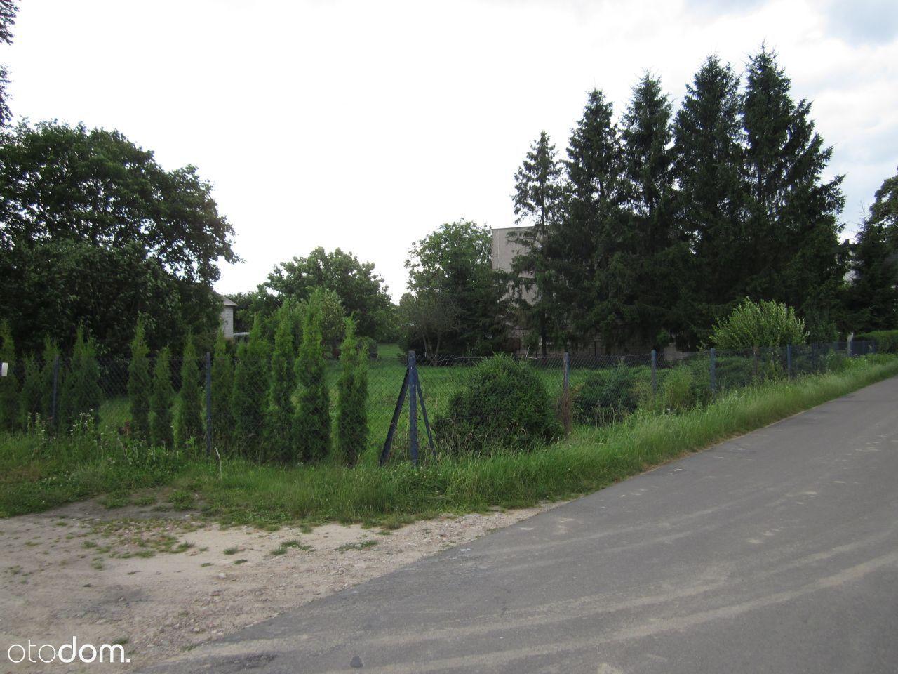Działka budowlana 1521 m2 Krępiec