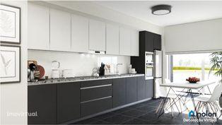 Apartamento T2 com Varanda e Excelente Exposição Solar