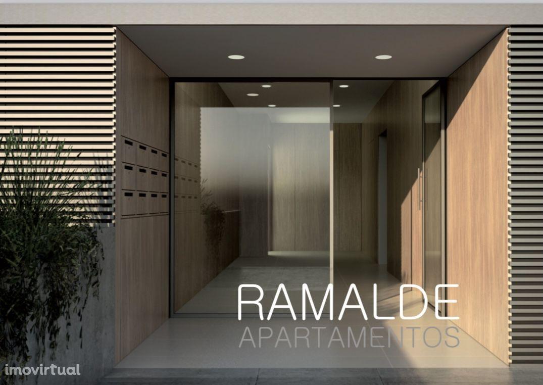 T1 Ramalde Com Varanda