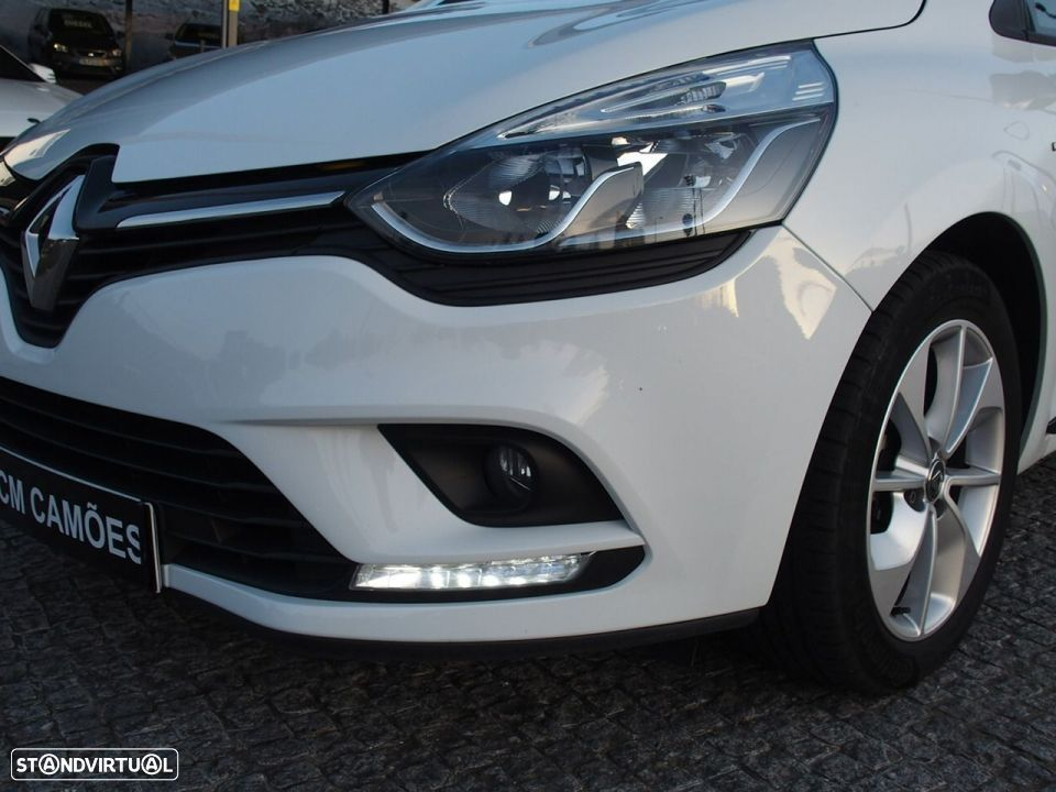 Renault Clio 1.5 Dci LIMITED GPS - 8