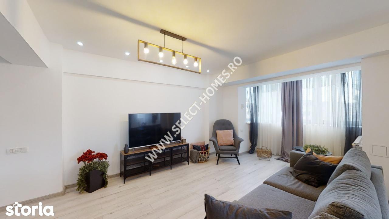 Apartament de Închiriat 4 camere *I.C. Brătianu* Tur Virtual