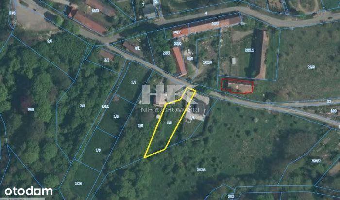 Działka budowlana w Starym Zawidowie