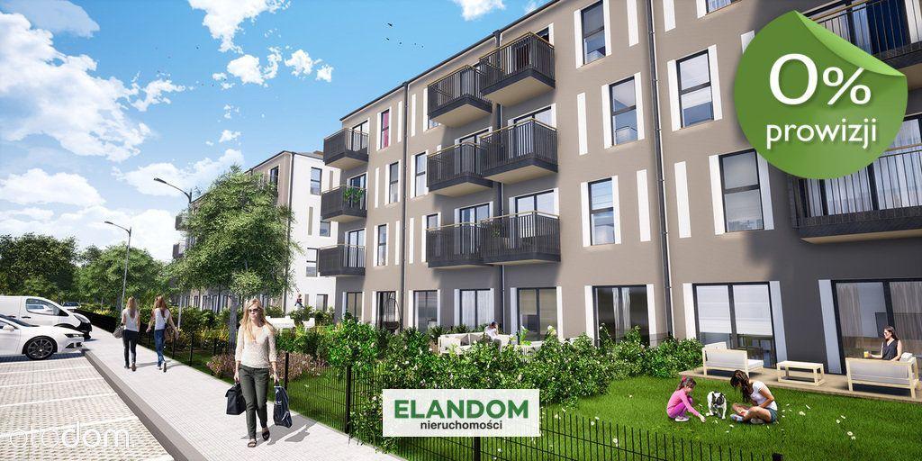 Inwestycja deweloperska - mieszkania w 2 etapie