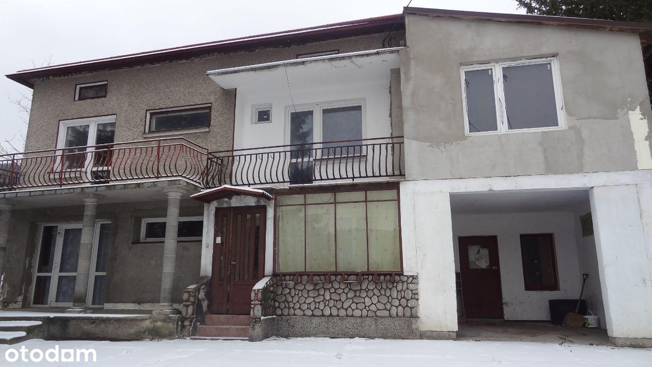 dom gmina Dukla