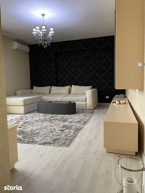 Apartament 2 camere, mobilat de lux