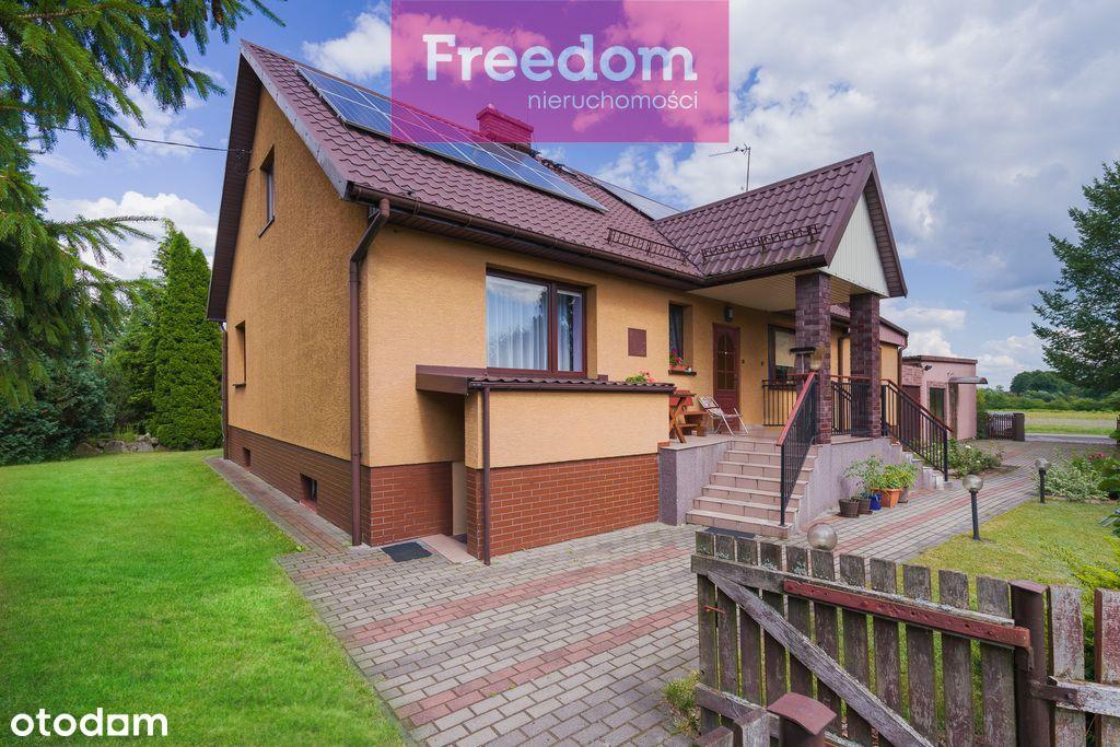 Dom dla rodziny w miejscowości Rozogi