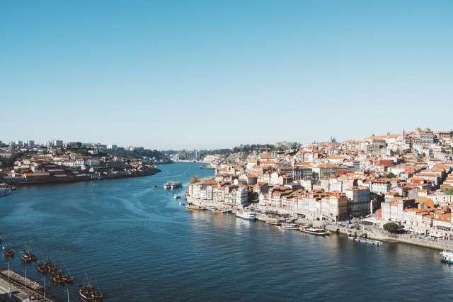 Porto: Cedofeita, Santo Ildefonso, Sé, Miragaia, São Nicolau e Vitória