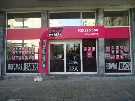 Este apartamento para comprar está a ser divulgado por uma das mais dinâmicas agência imobiliária a operar em Águas Santas, Maia, Porto