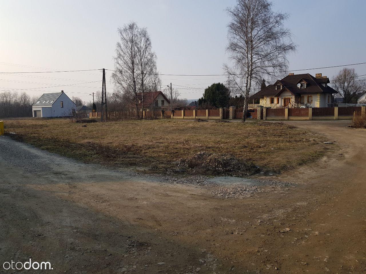 Działka budowlana w Skawinie, 9a. - rezerwacja