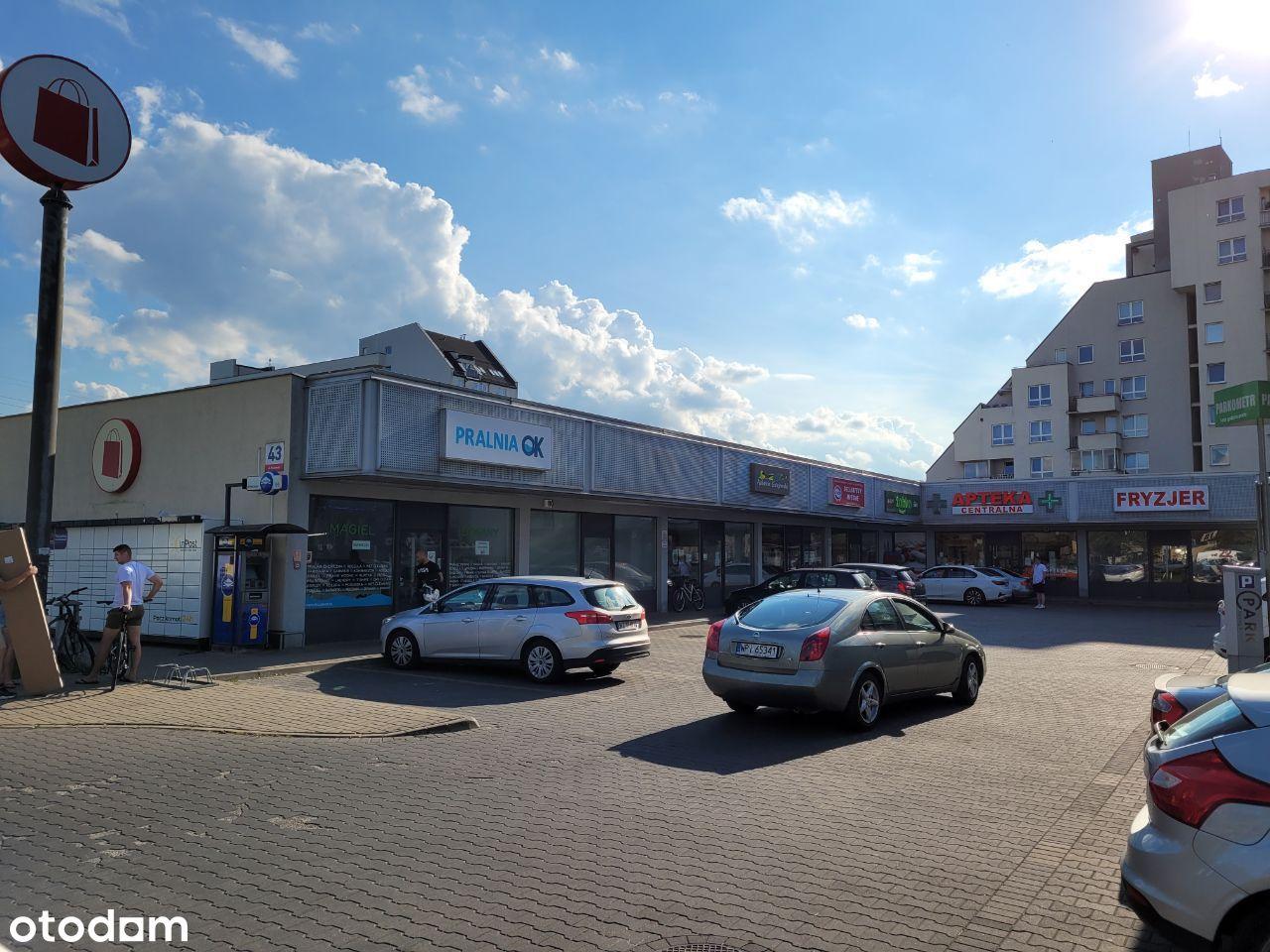 Lokal 58m2 dobra lokalizacja w pasażu handlowy