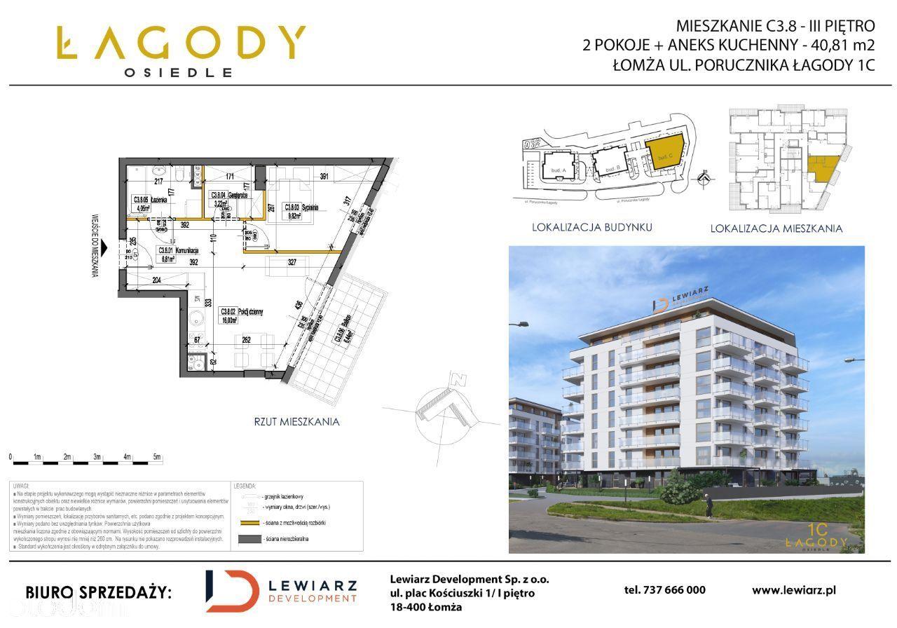 Apartament C3.8