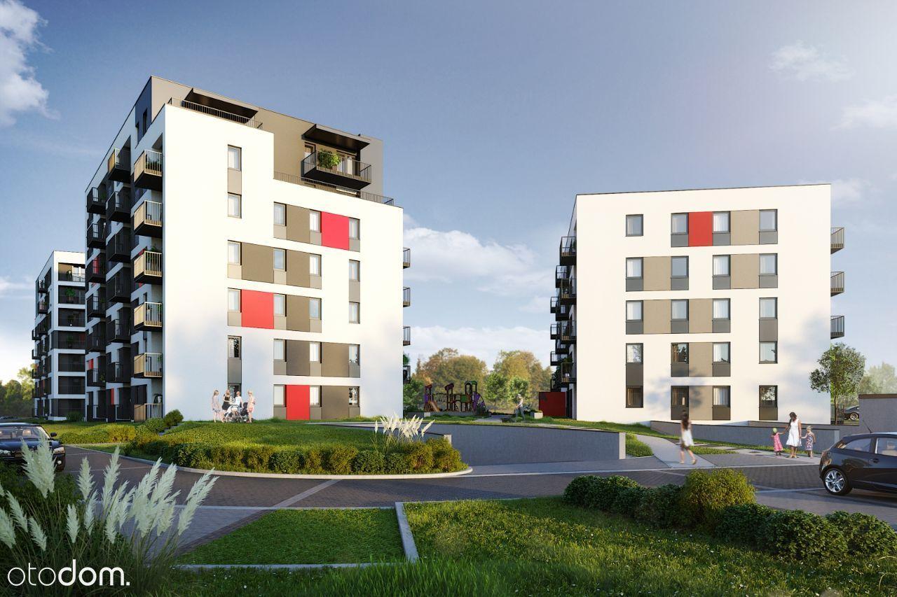 Gotowe mieszkanie w Inwestycji Osiedle Prymasa A42