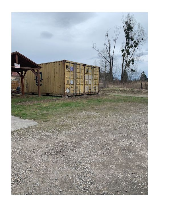 Magazyn Schowek Kontener Self- Storage Box