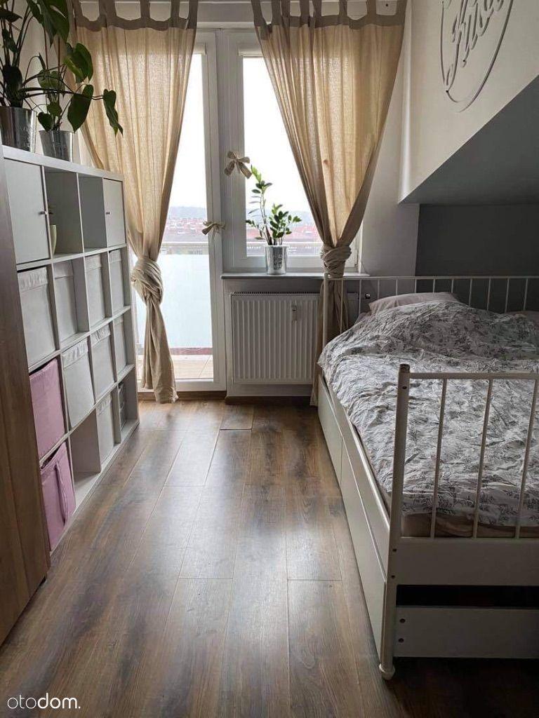 2 pokojowe mieszkanie (5 piętro bez windy)