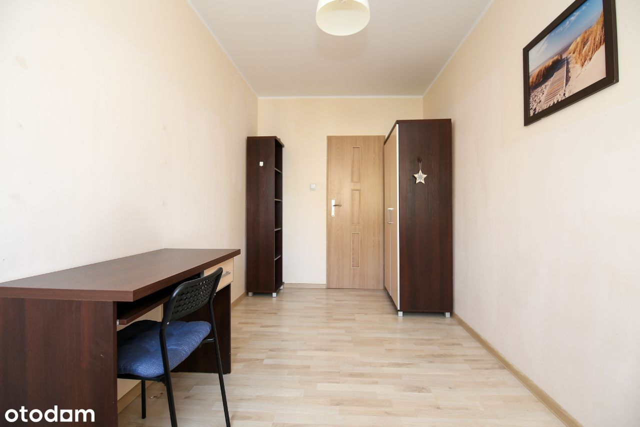 Przestronne mieszkanie inwestycyjne na Piątkowie.