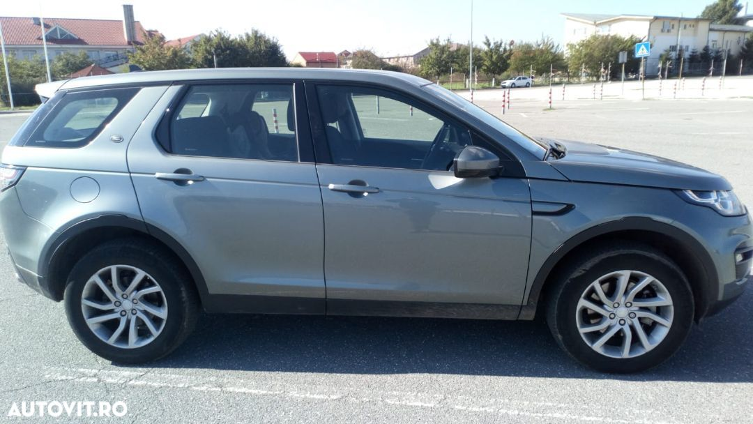 Land Rover Discovery Sport 2.0 - 6