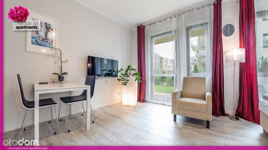 Apartament studio Sopot parking morze centrum
