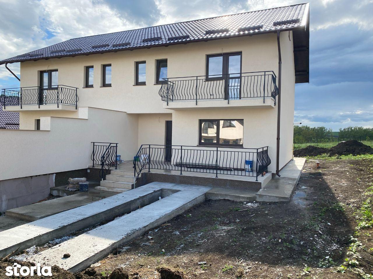 320 mp teren! Vila 4 camere, 100 mp utili, Valea Adanca (Miroslava)
