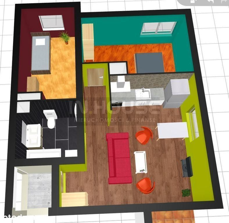 Nowy apartament 3 pokojwy