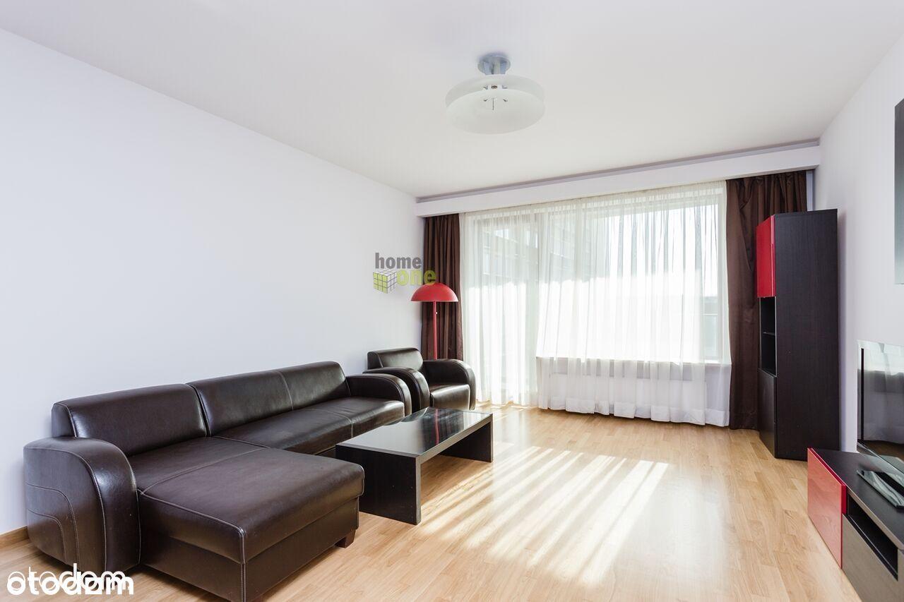 Centrum, Apartament z widokiem na Warszawę