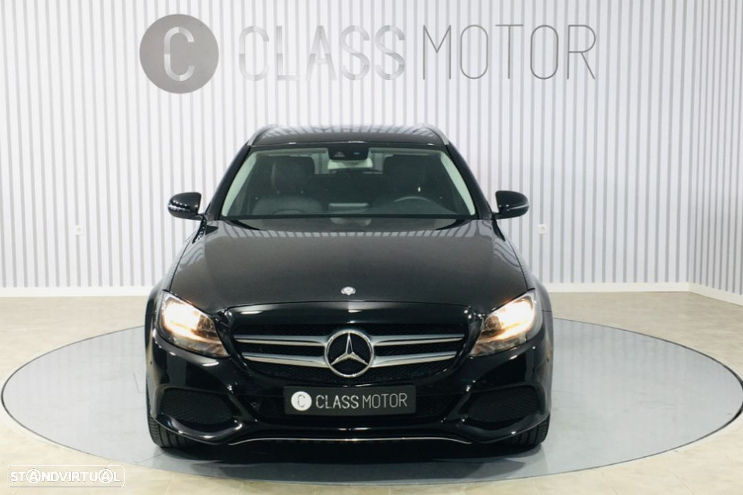 Mercedes-Benz C 220 BlueTEC Avantgarde - 2