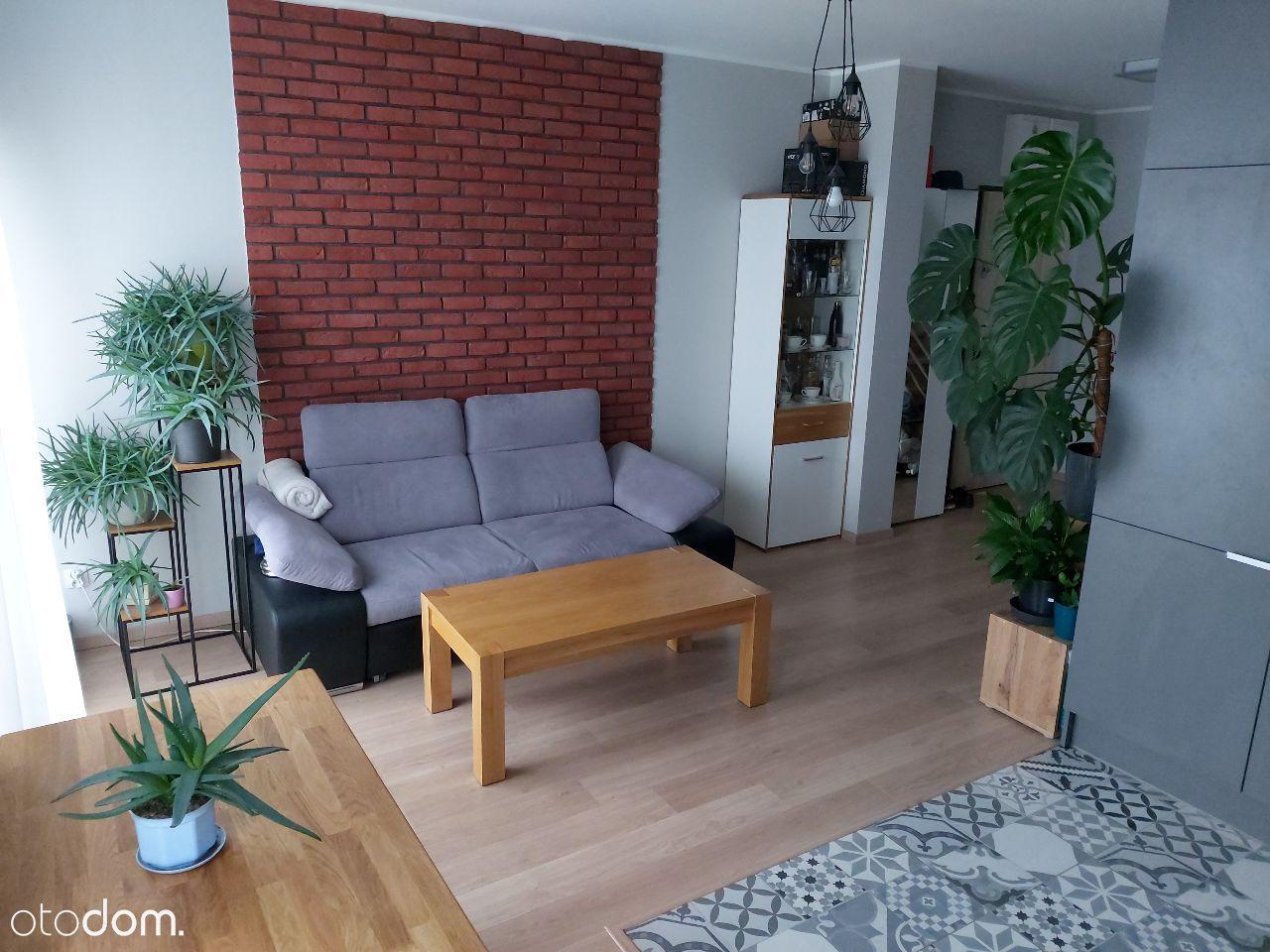 Mieszkanie dwupoziomowe na Ołtaszynie