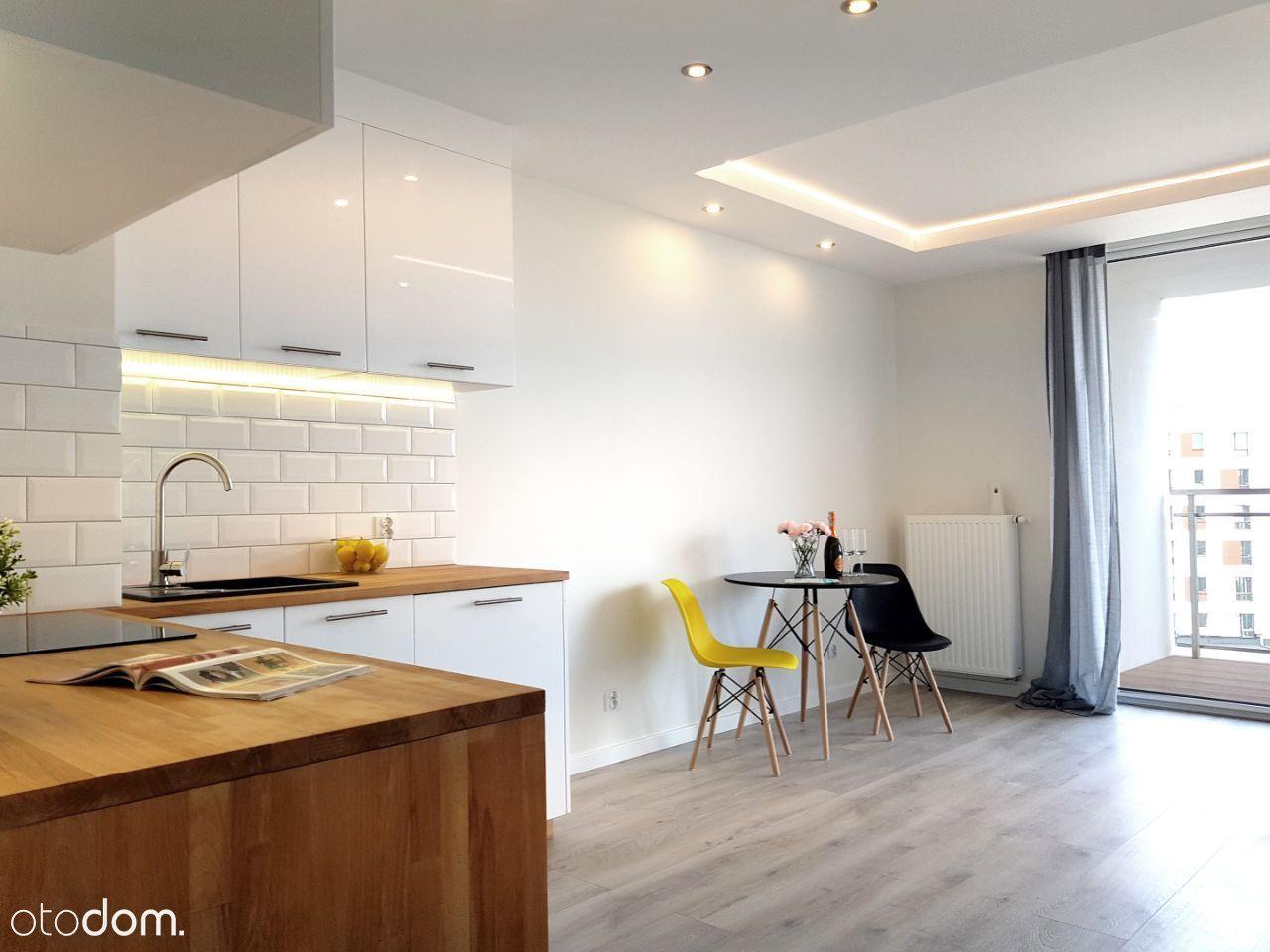 Wspaniałe nowe mieszkanie 3 pokoje Węglinek