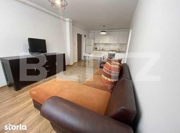Apartament 2 camere modern, 42 mp, prima inchiriere, parcare, zona...