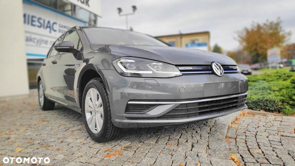 Volkswagen Golf Rabat 23 000 zł Comfortline 1.5 TSI ACT BlueMotion 130KM manualna DEMO - 4