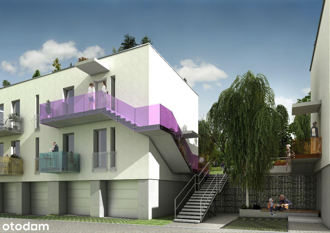 Nowe mieszkanie z ogródkiem 100m2 Dąbrowa Górnicza