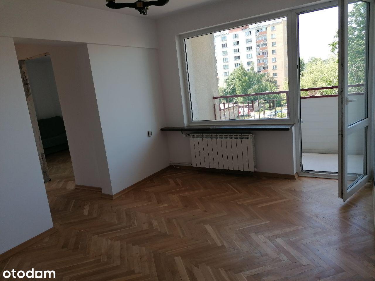 Muranów. 3 pokoje po remoncie 45,88 m2