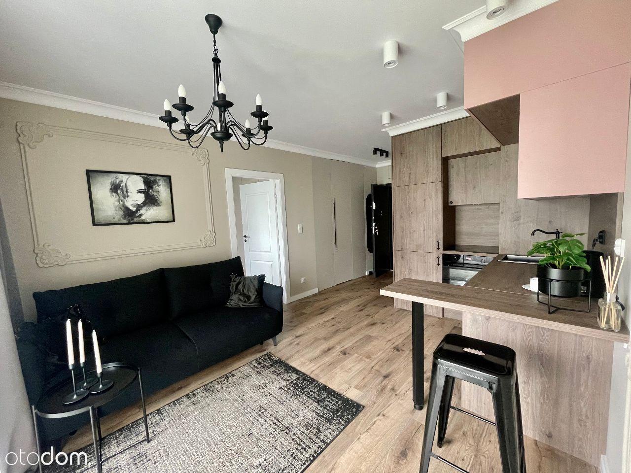 Legnicka33 Apartament 2-pok duży balkon garderoba