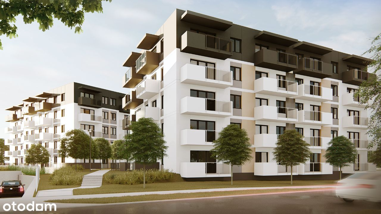 Mieszkanie w Inwestycji Apartamenty Wysockiego A14