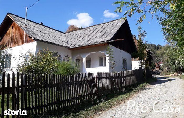 Casa de vacanta Valea Bistritei