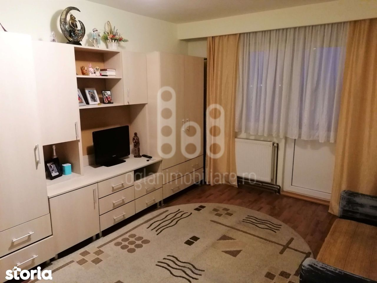Apartament 2 camere semideomandat cu boxa la subsol, Vasile Aaron