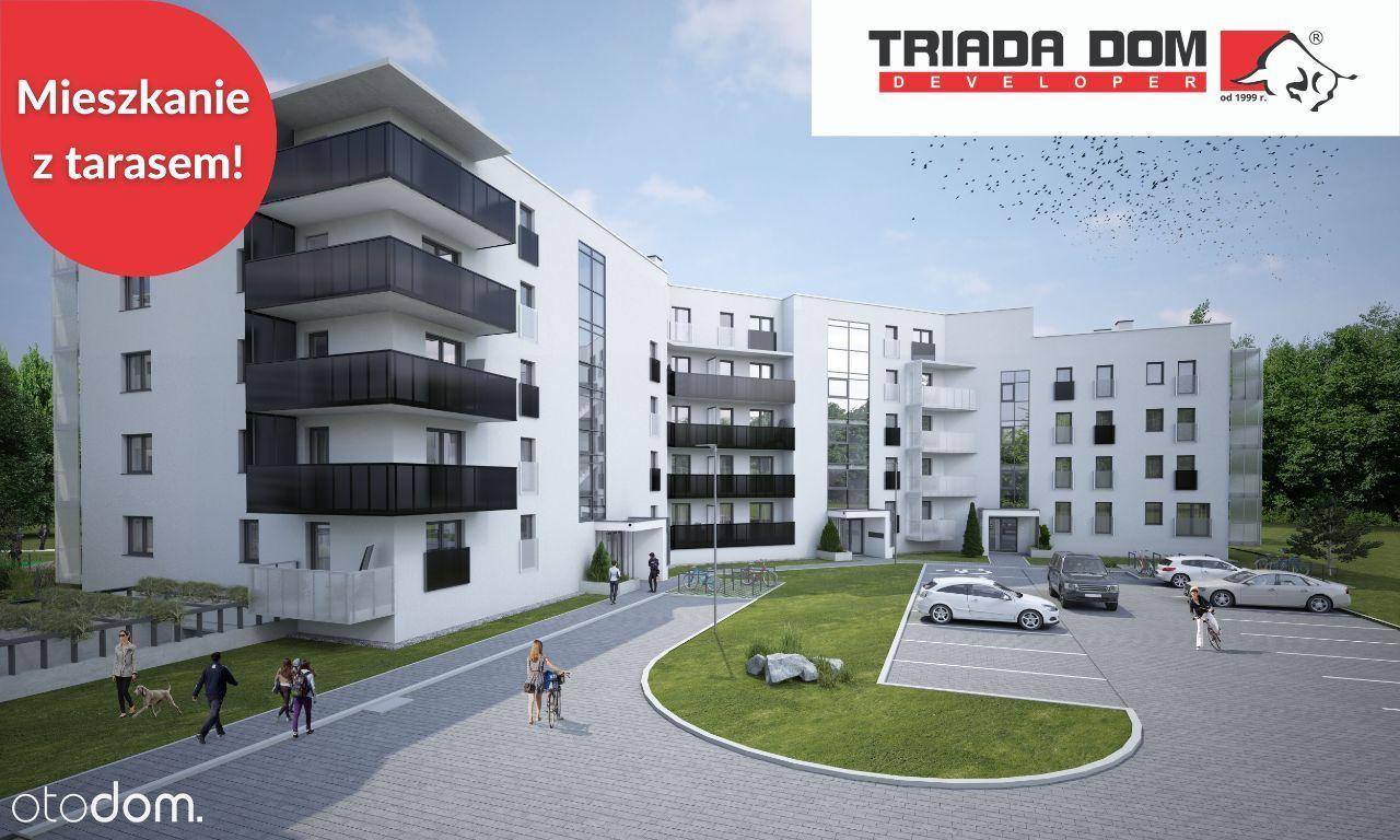 ul. Sarbinowska - mieszkanie 55 m2 z tarasem