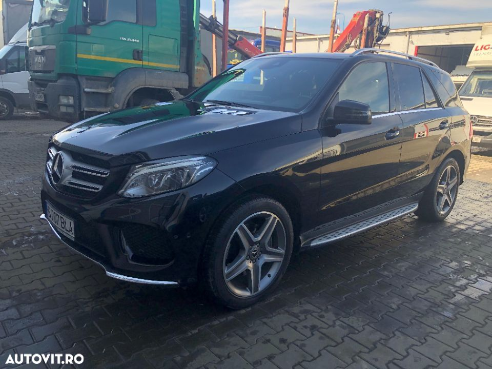 Mercedes-Benz GLE 350 - 15