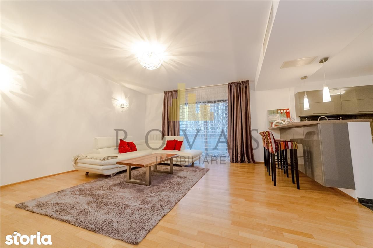 Apartament 3 Camere LUX Ambasada SUA Iancu Nicolae