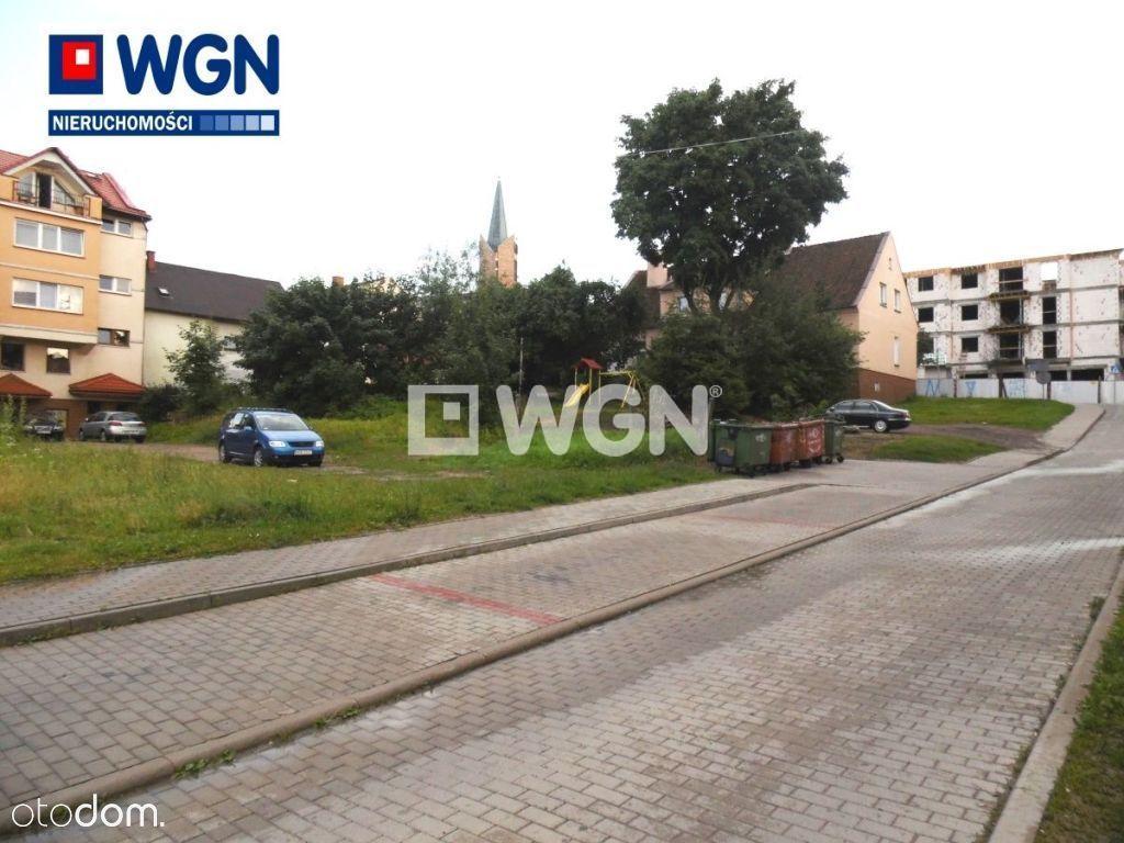 Działka usługowo-mieszkaniowa, ul. Legusa, 165 m2