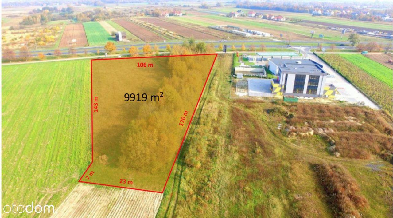 Teren inwestycyjny 10 tys m2 ul. Przyczółkowa
