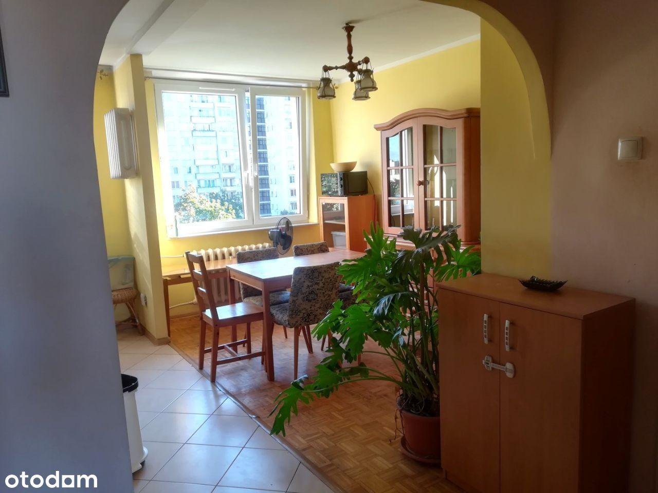 Mieszkanie 3-pok. (trzeci z kuchnią) ciche, zieleń
