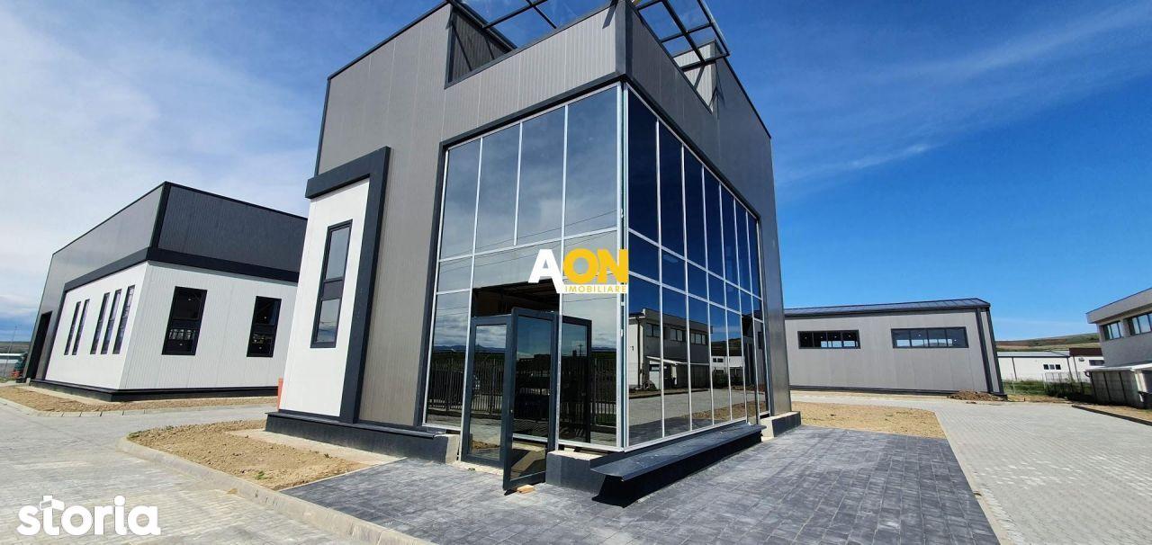 Hale industriale si birouri, constructie noua, zona Drambar