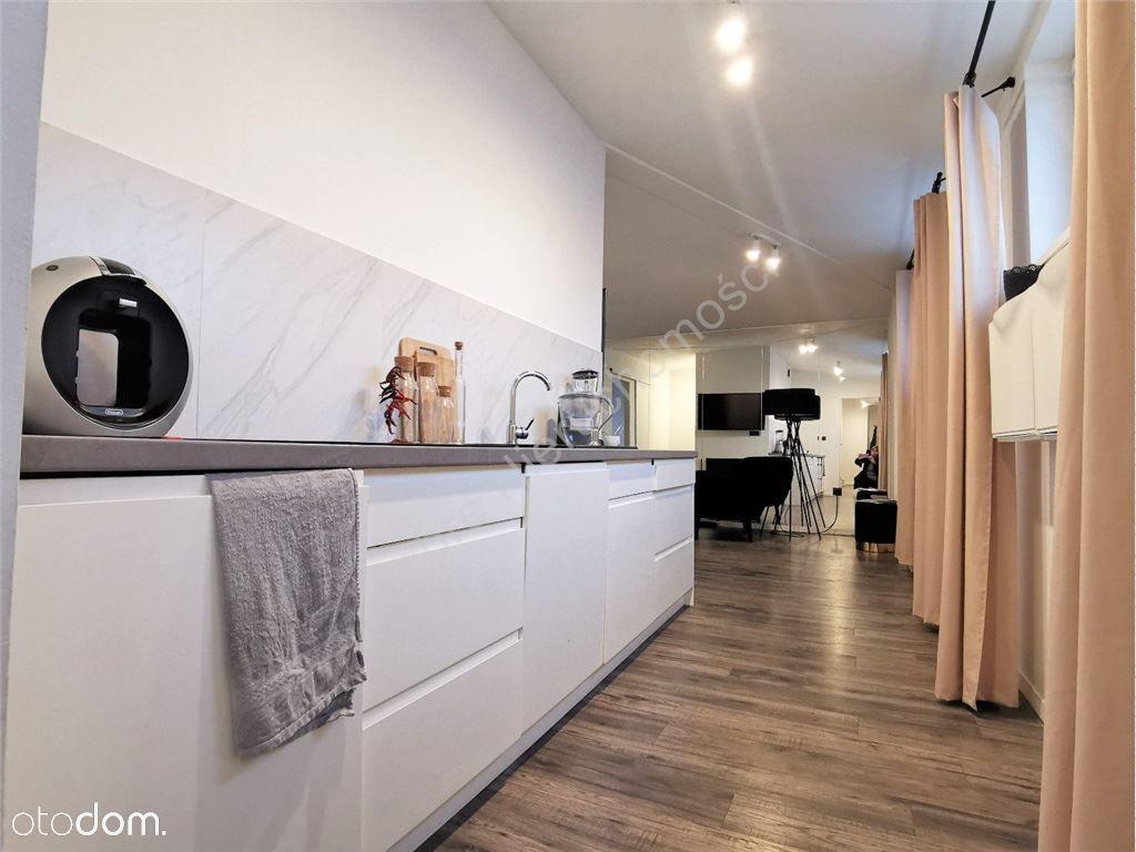 Unikatowe mieszkanie z możliwością powiększenia.