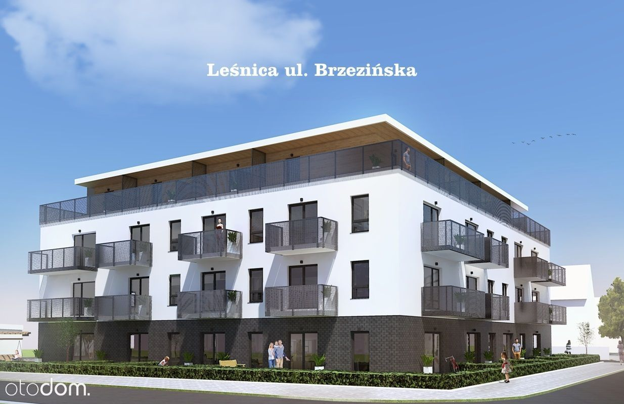 Nowe Mieszkanie Leśnica B0.1