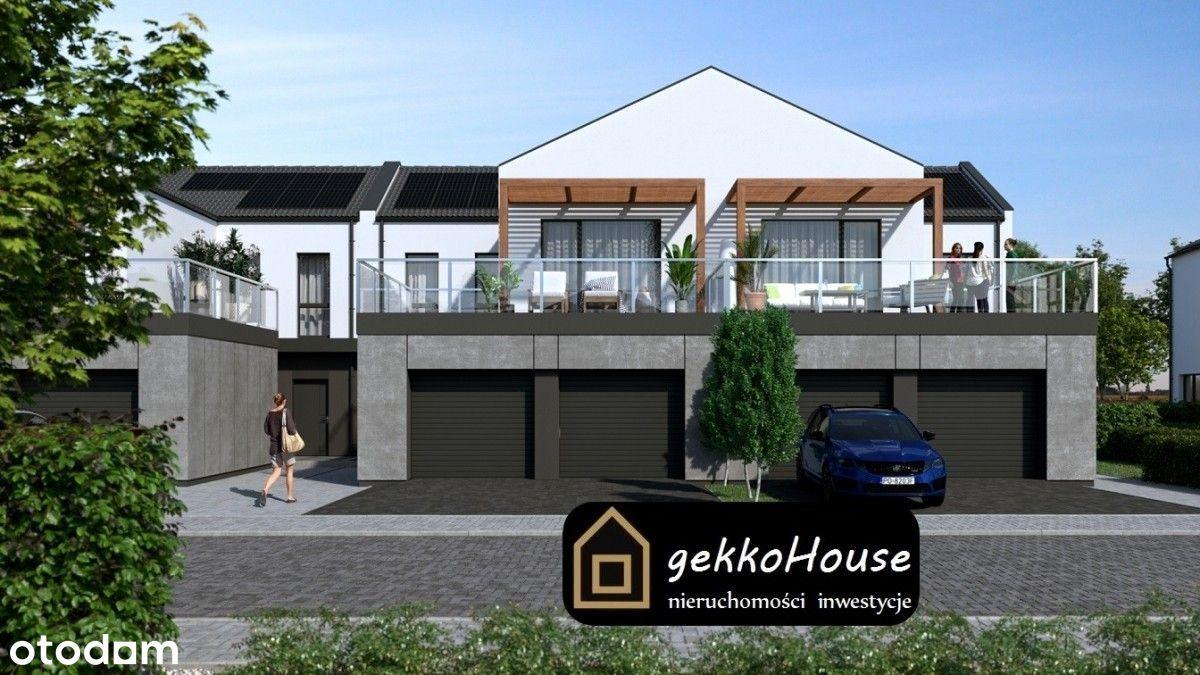 gekkoHouse - Mieszkanie Z Garażem I Ogrodem