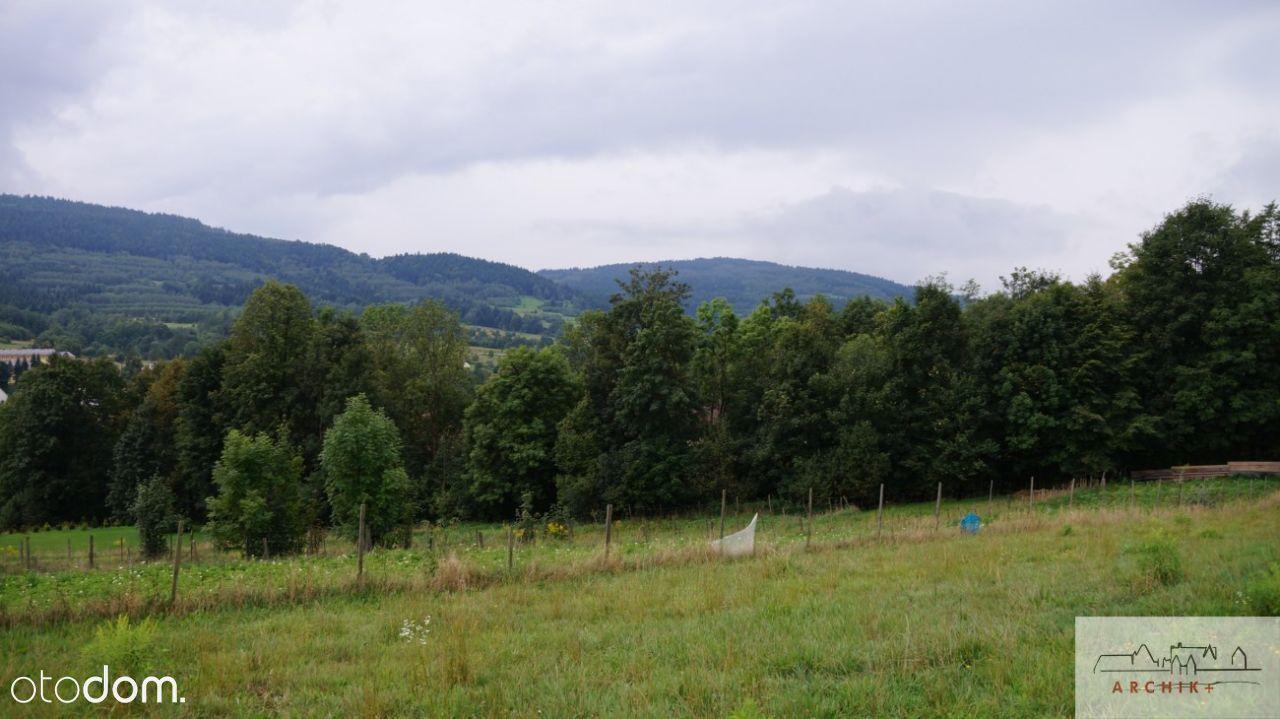 Widokowe w Bieńkówce 27 ar