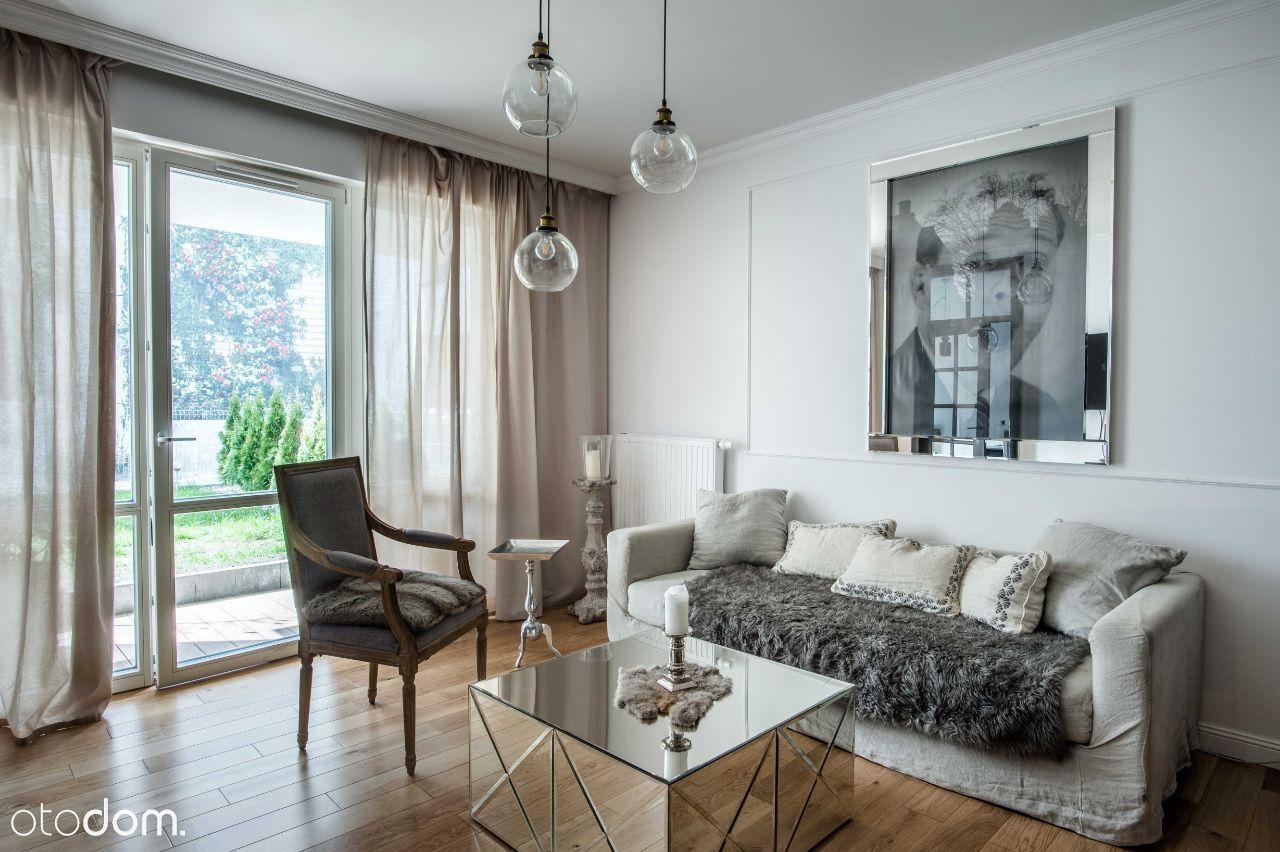 Apartament nad Motławą / 4 pokoje/ogródek/parking