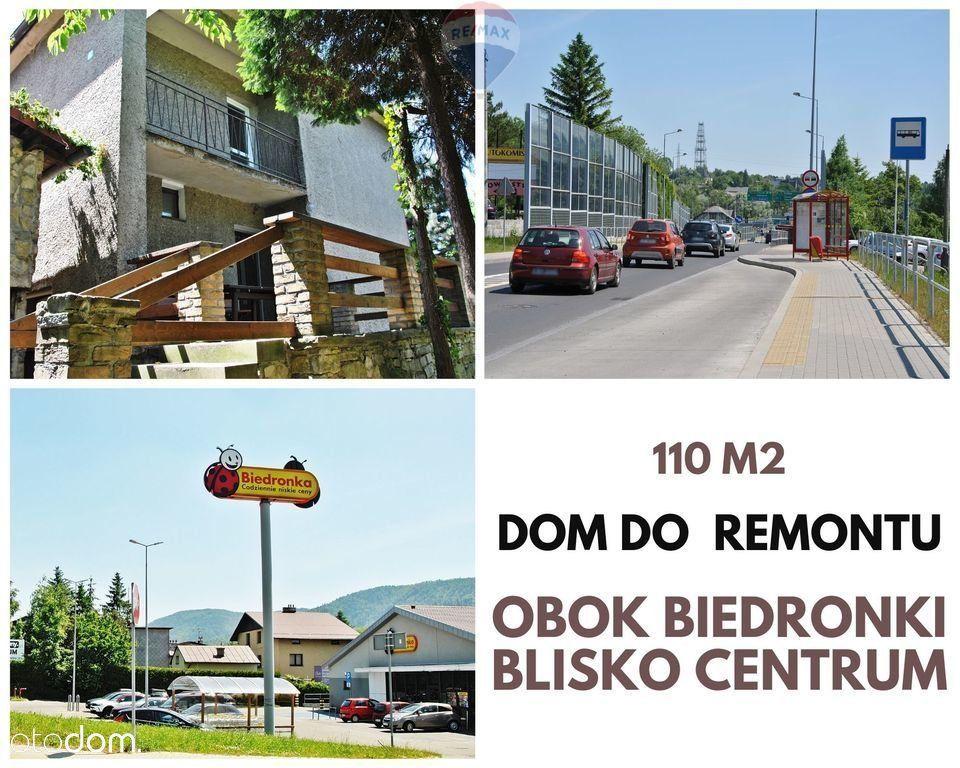 Dom do remontu, obok Biedronki - Bez Prowizji